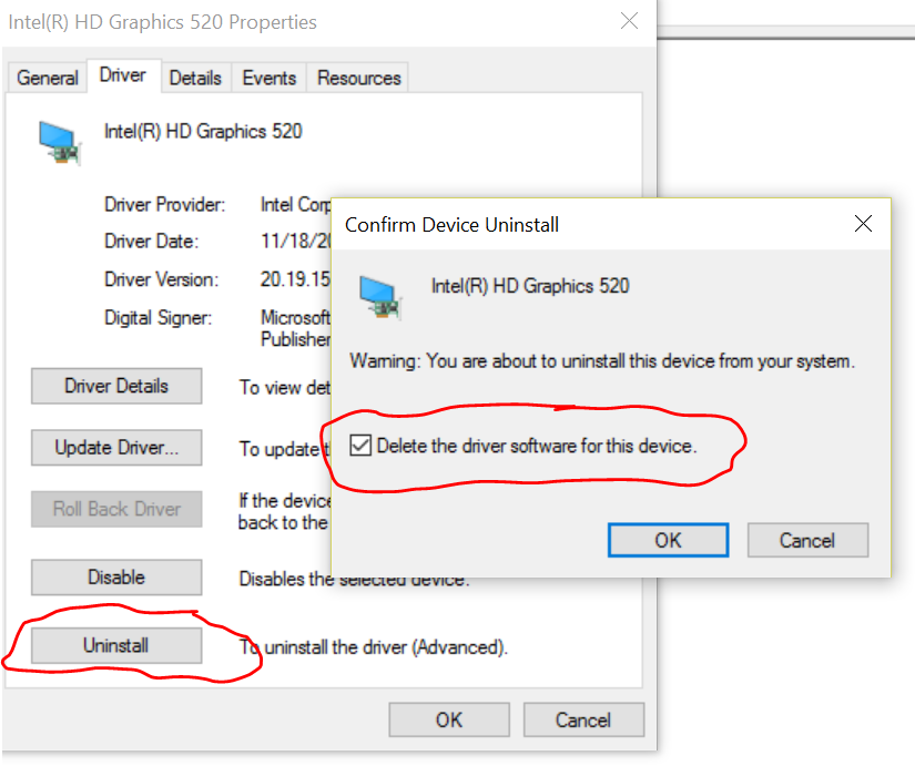 how to solve display driver problem in windows 7