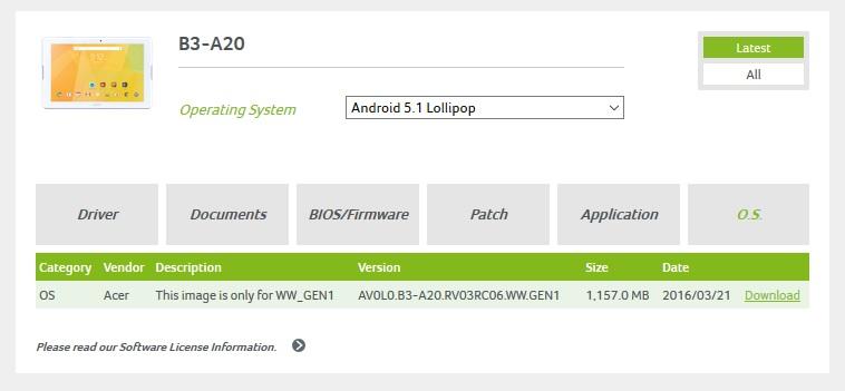 Iconia B3-A20 suddenly restarting,crash,freeze — Acer Community