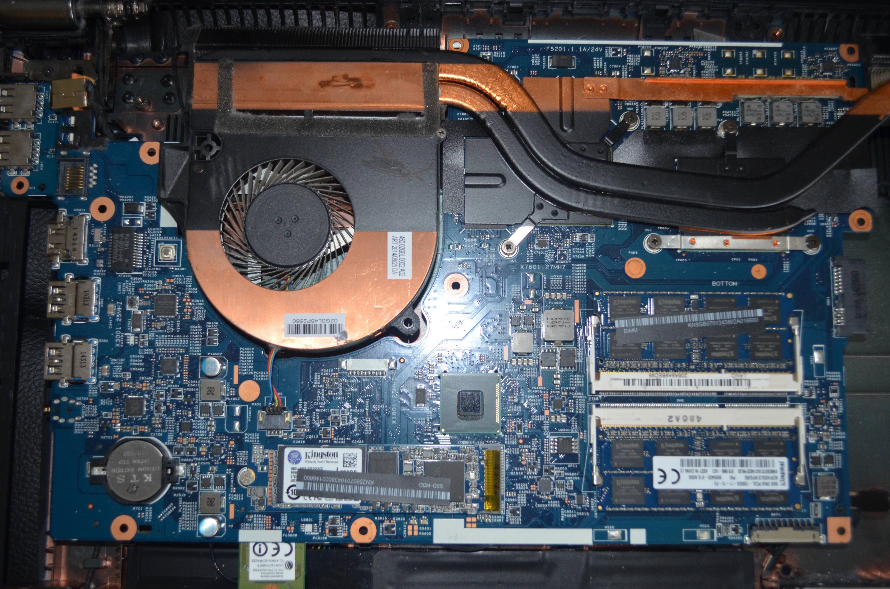 VN7-791G-71P5 BIOS reset — Acer Community