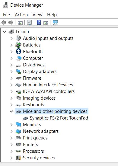 FIX] Acer VN7-592G Erratic touchpad fix — Acer Community