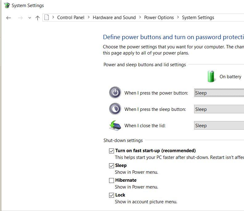 My Laptop wont awaken after putting it into sleep mode  — Acer Community