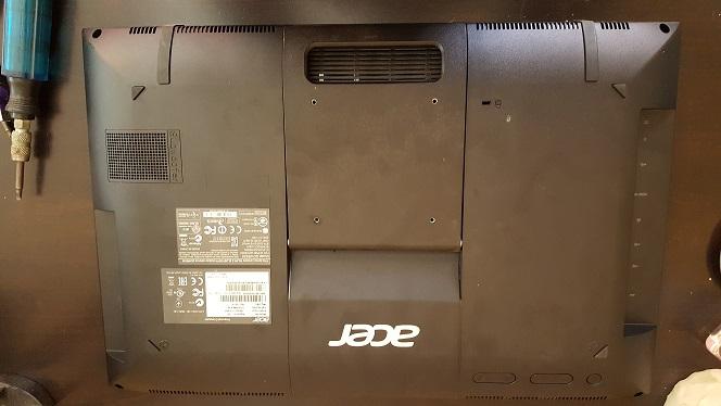 Acer Aspire Z1-752 Drivers Mac