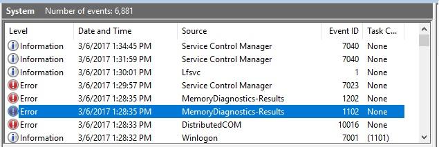 Aspire Z1620-UR31P: Kernel_Security_Check_Error