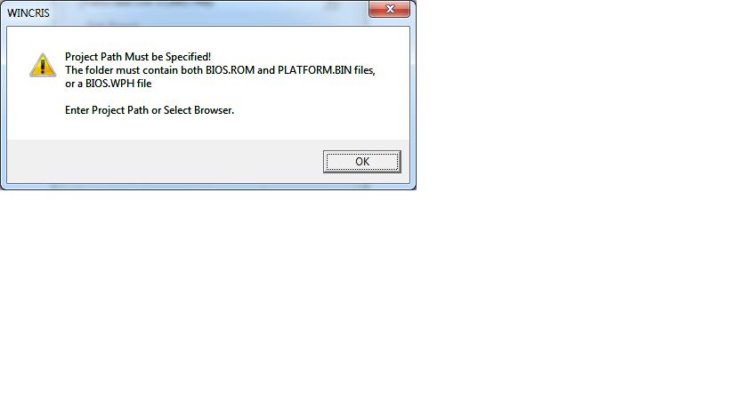 Acer aspire 6920g bios update failure secreen turn off     HELP Me