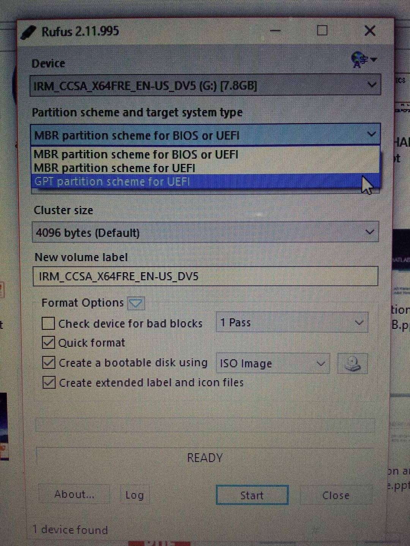 acer es1-432 no uefi or legacy option — Acer Community