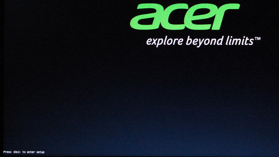 E5 575G bios logo has changed automatically — Acer Community