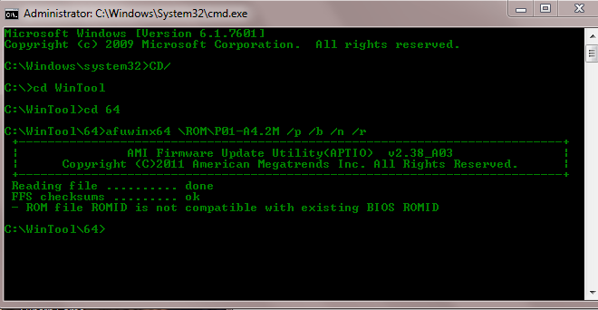 Gateway DT71 — Acer Community