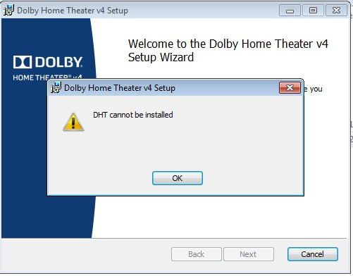 How can I reinstall dolby home theatre? — Acer Community