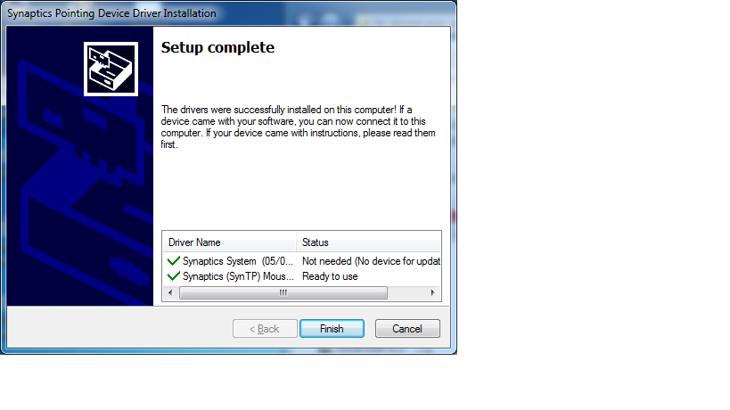 Acer E5-571G touchpad not install in windows 7 — Acer Community