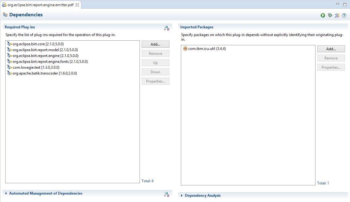 Cannot distribute custom pdf emitter — OpenText - Forums