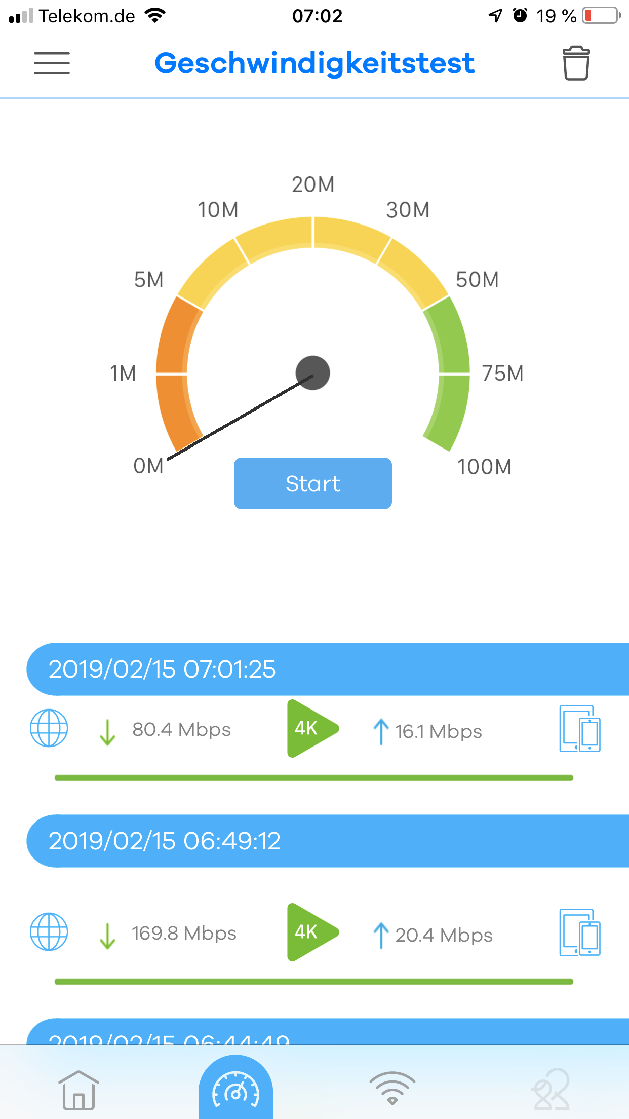 Poor connection speed? — Zyxel Home Forum