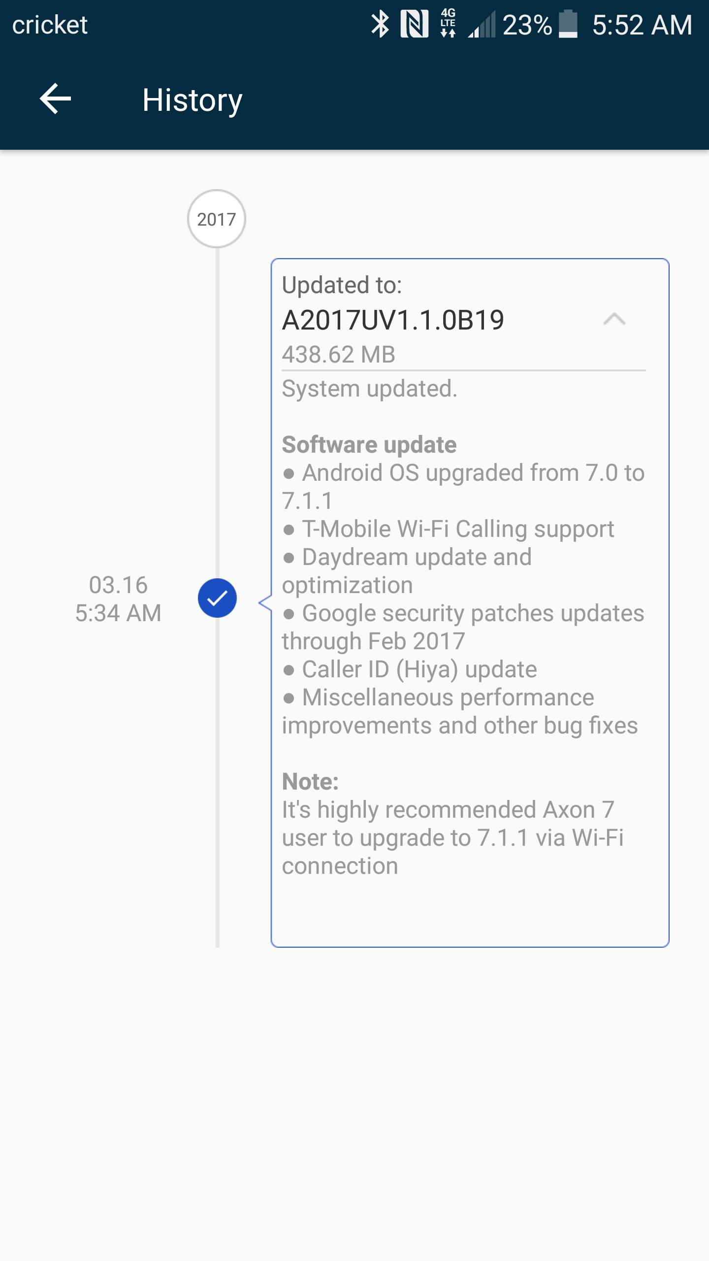 Android 7 1 1 — Z-Community