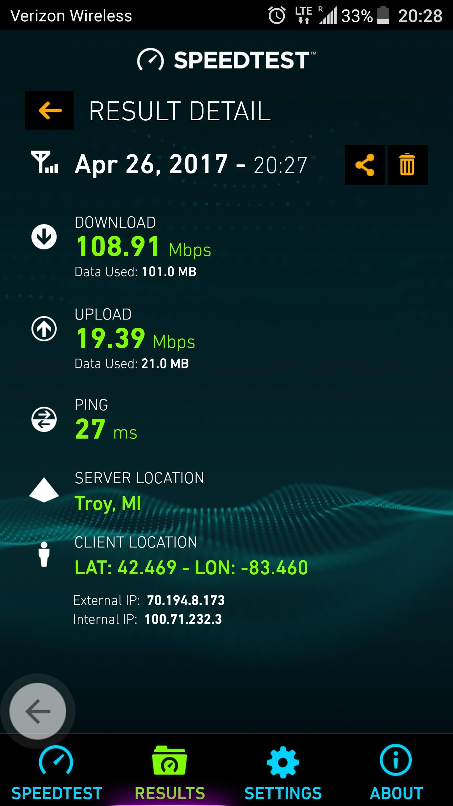 Axon 7, Nougat, FoxFi Wifi Hotspot — Z-Community