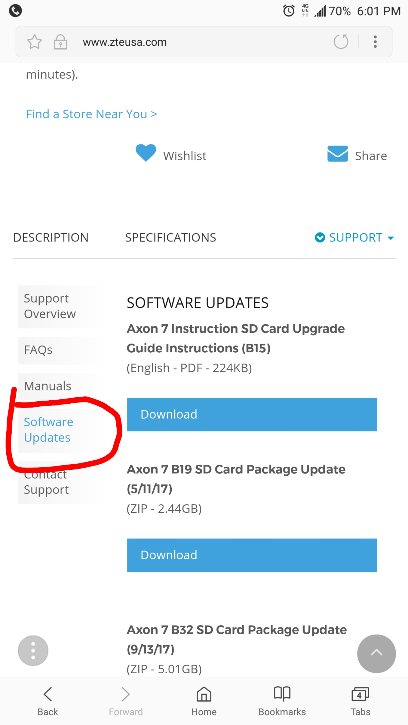 Cannot upgrade my A2017U from B25 to B32 - what am I doing wrong