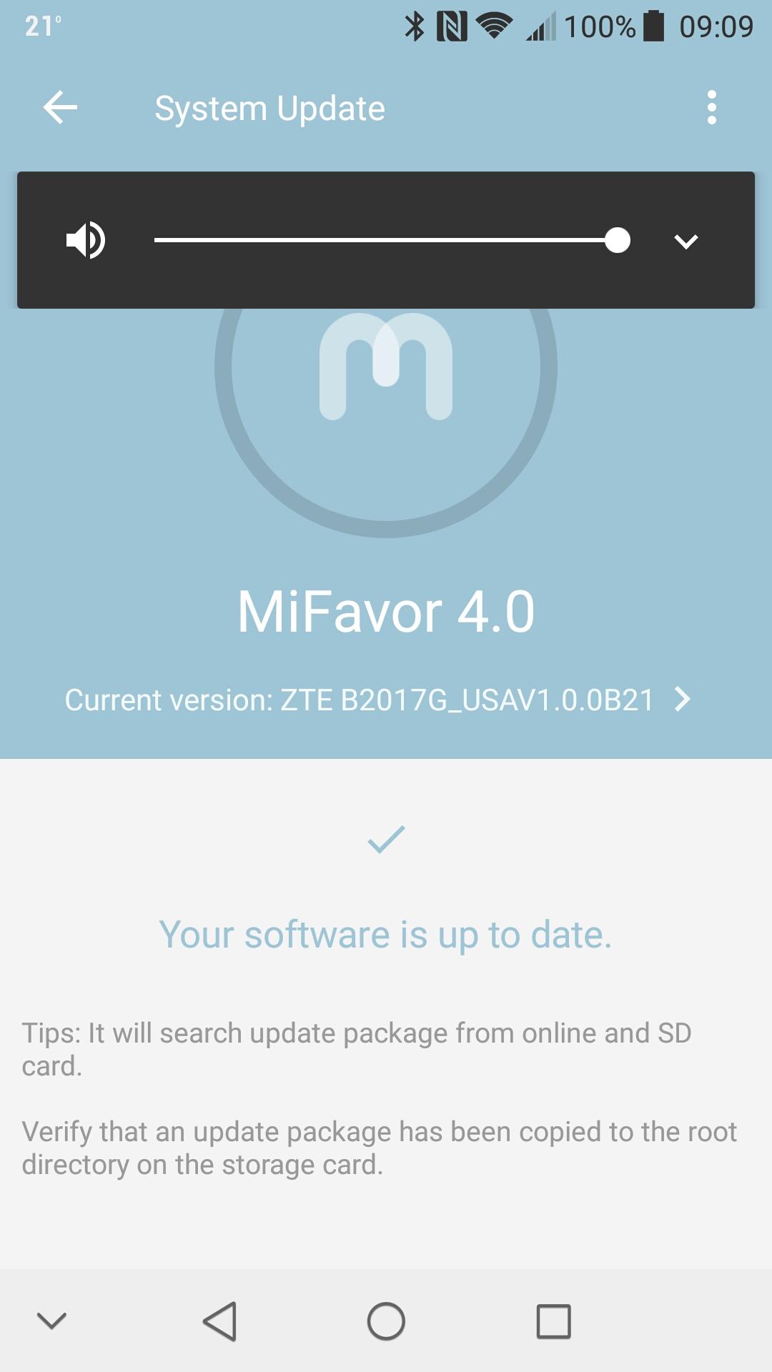 SOFTWARE UPDATE: Axon 7 Mini (B2017G) now on Nougat 7 1 1 Build (B12