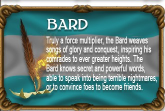 How will Bard songs/abilities work? — Ashes of Creation