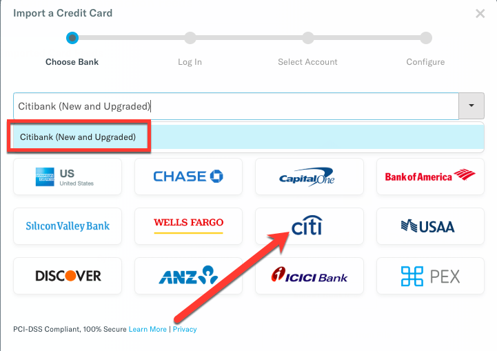 Take a look at our new Citibank connection! — Expensify