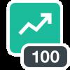 100 Up Votes