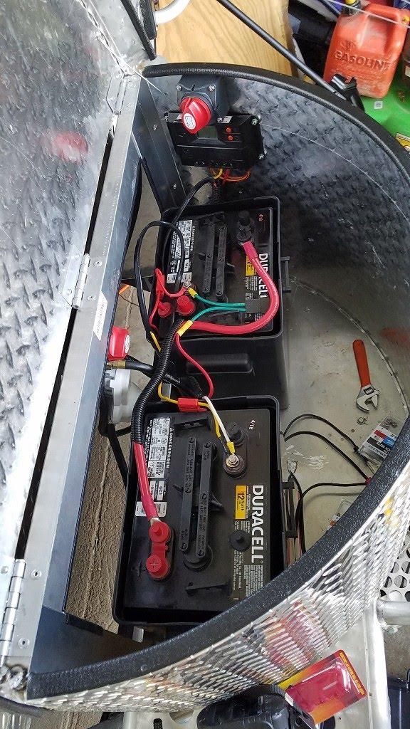 Any using Harbor Freight 100w solar kit on
