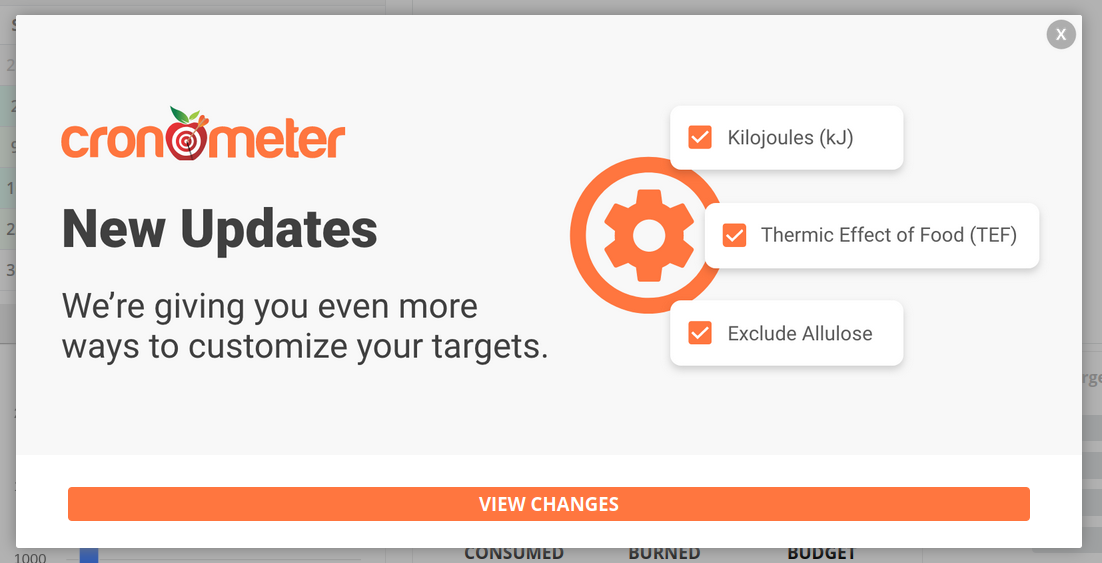 Cronometer doesn't care about what users want