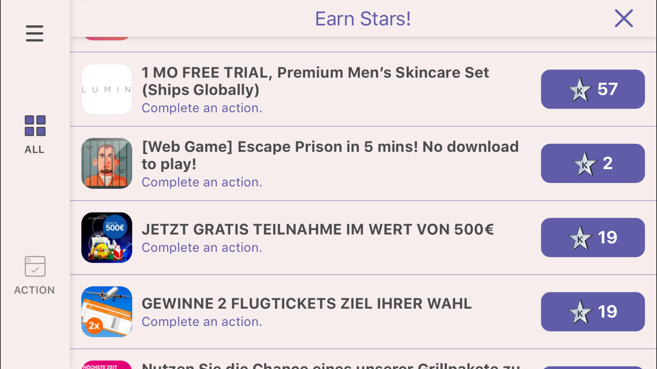 Tapjoy Lumin Offer — Glu Communities