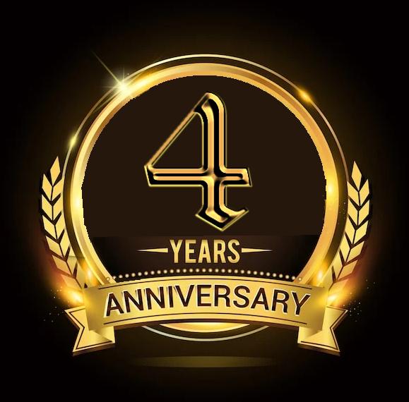 Happy 4 Year Anniversary Kalinda Glu Communities