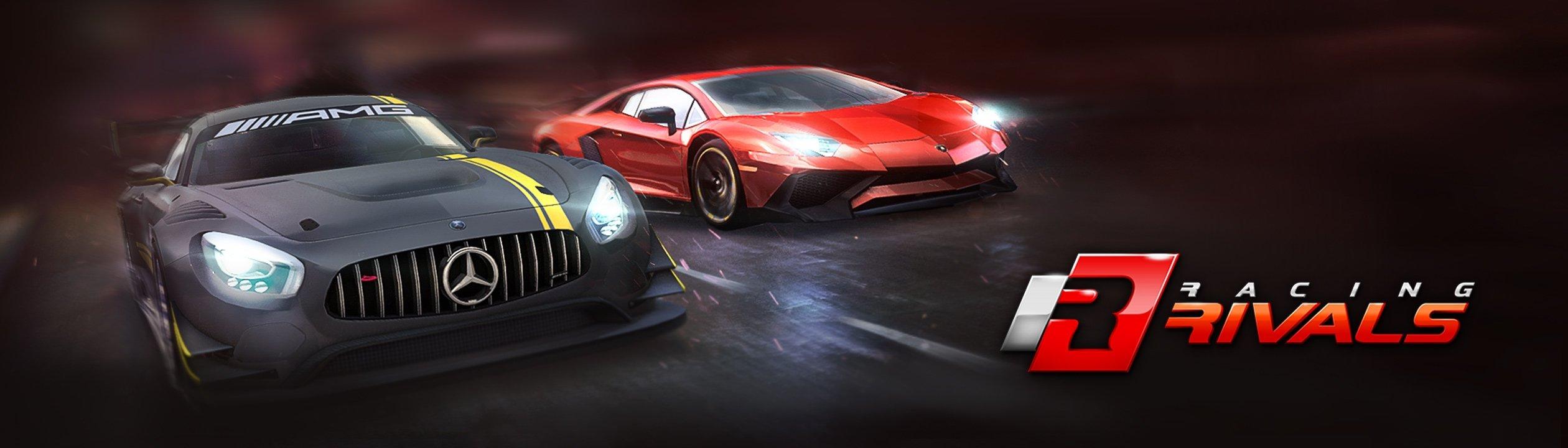 Resultado de imagem para Racing Rivals site:glu.com