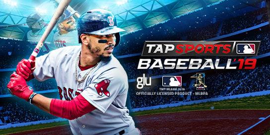 Tap Sports Baseball 2019