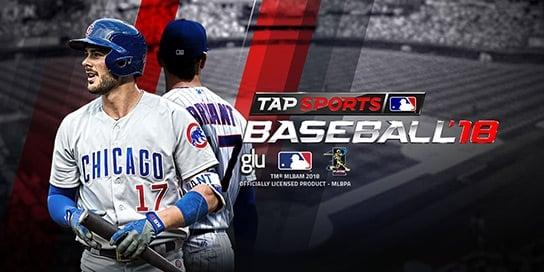 Tap Sports Baseball 2018