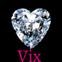DiamondHeartVix