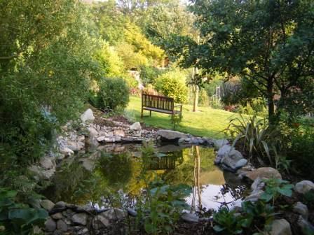gwelyrynys Garden