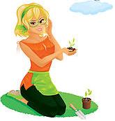 novice gardener