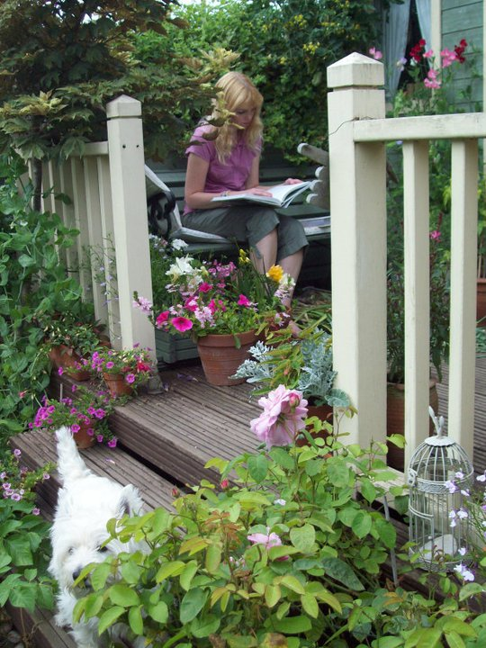 the tidy gardener
