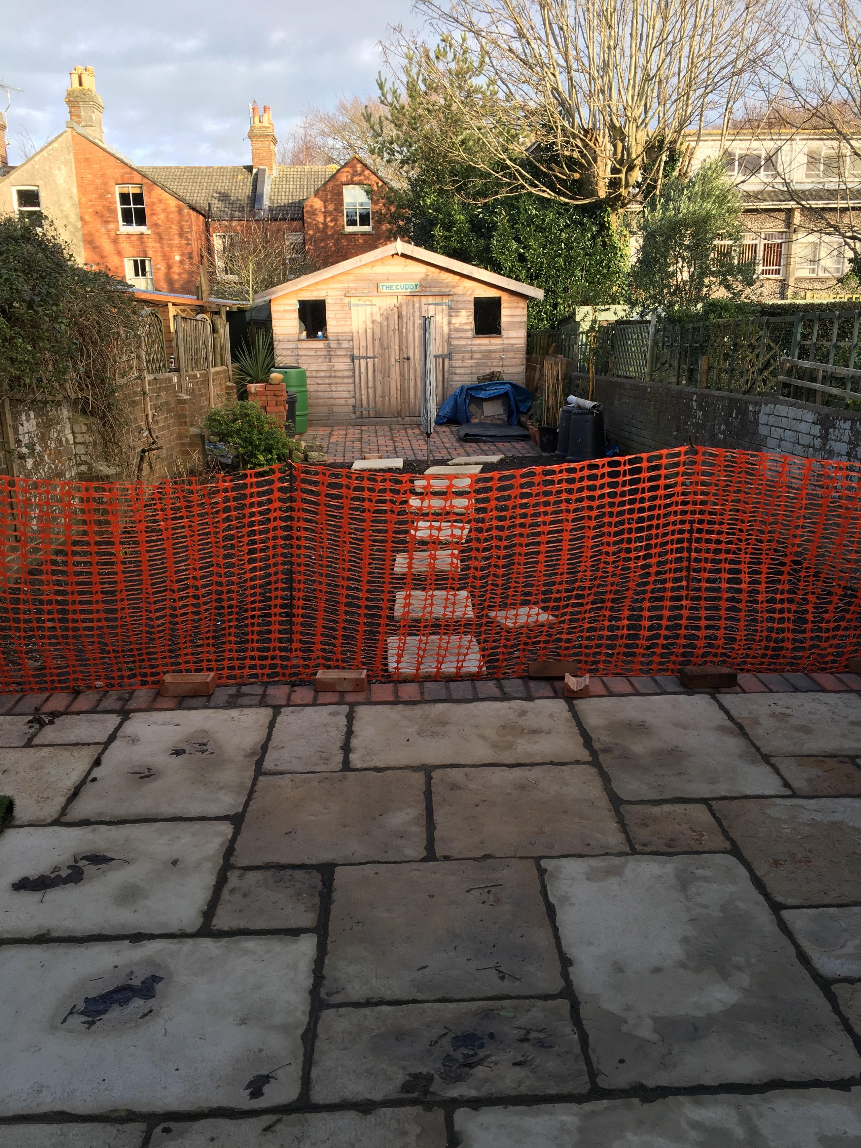 Help with Victorian Terrace garden — Forum ...