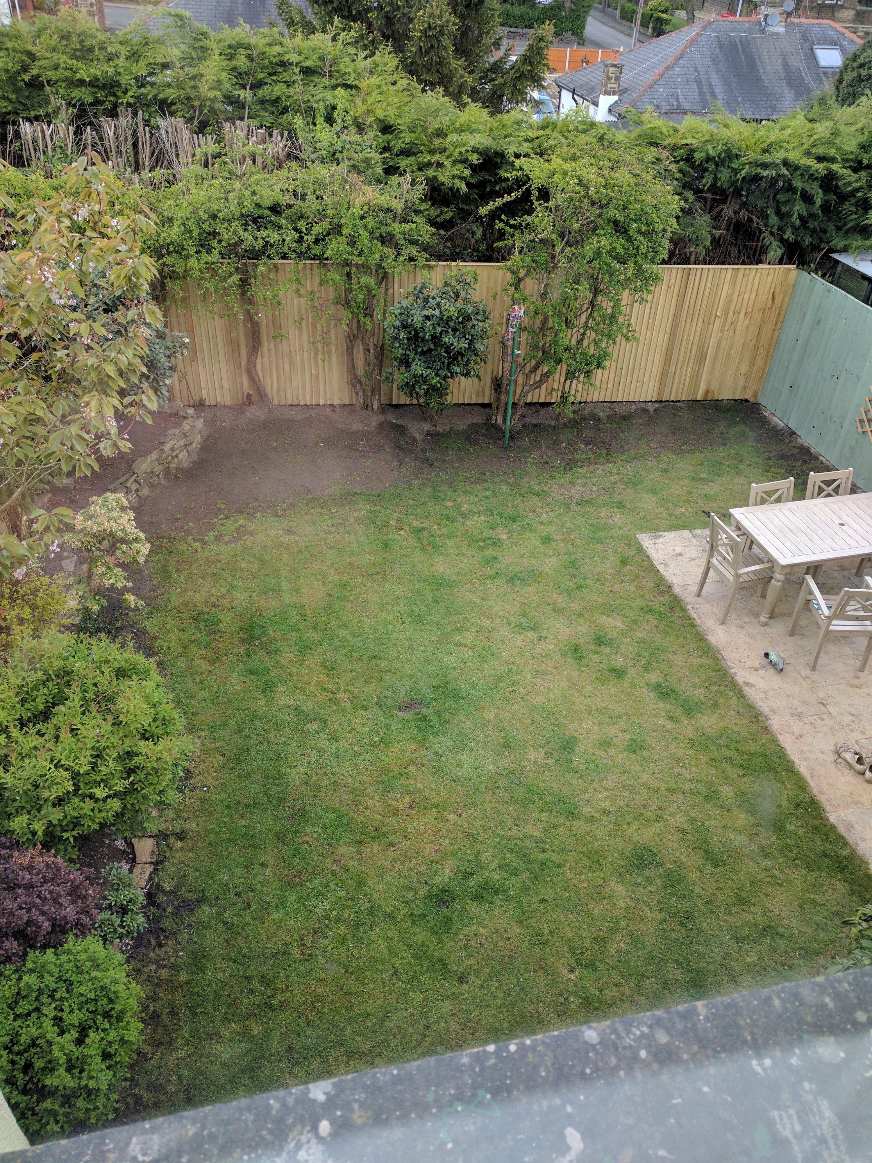 Help me redesign this garden forum for Redesign your garden