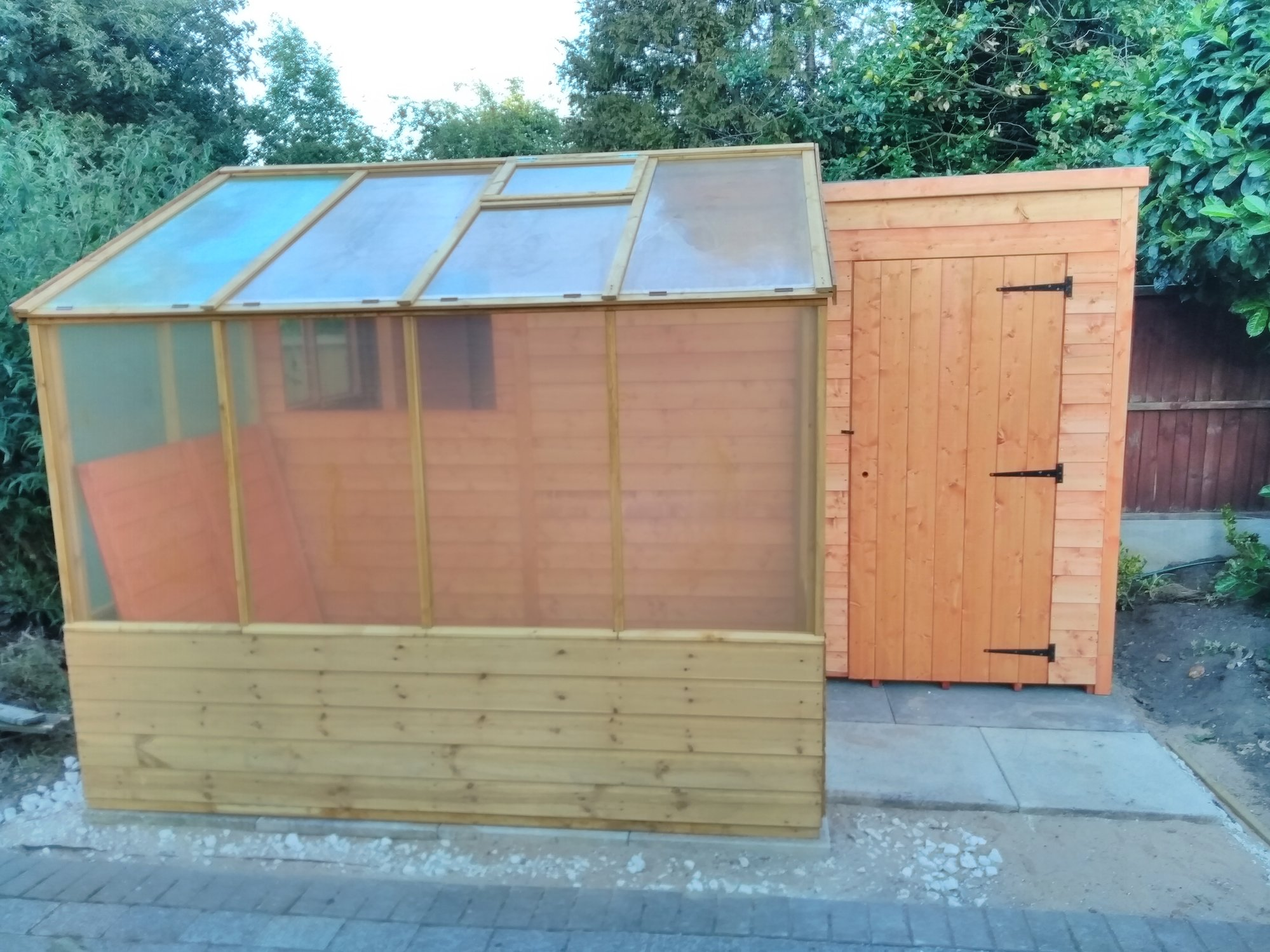 New Greenhouse Practical Advice And Shopping List Needed
