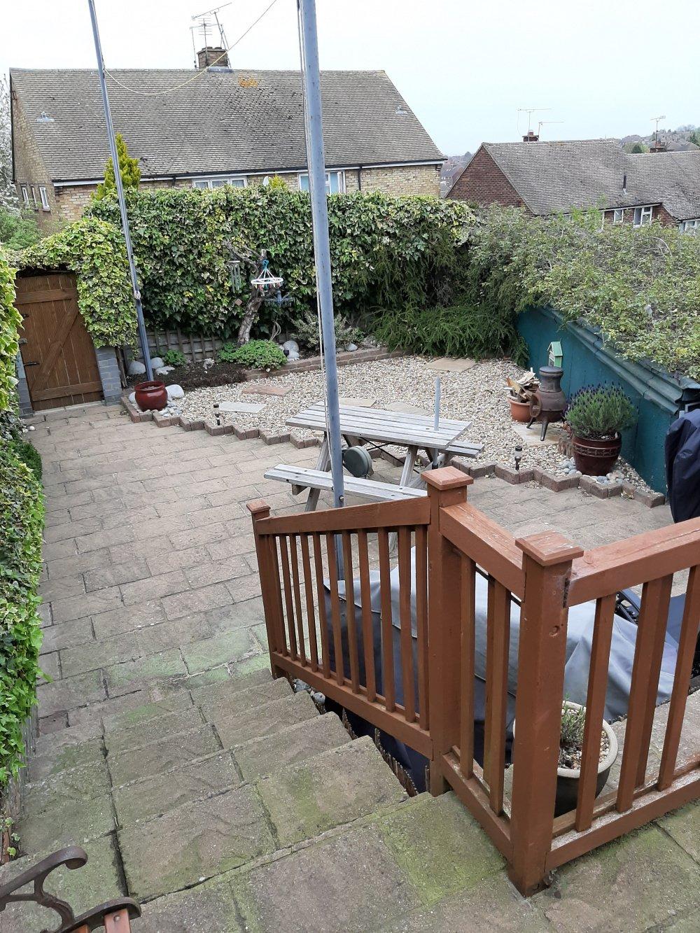 Awkward shape garden design help and suggestions — BBC ...
