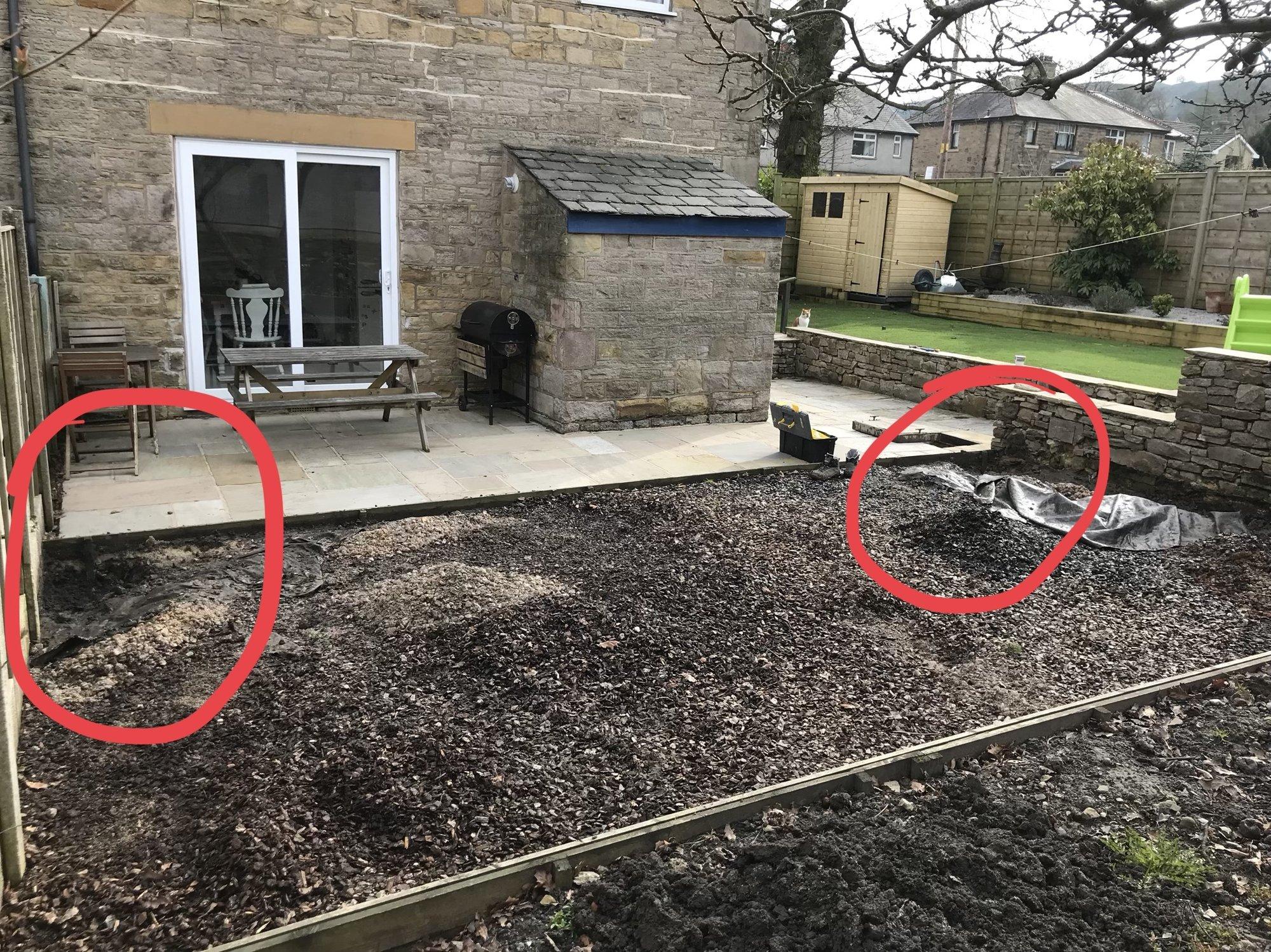 Garden drainage HELP! Please  — BBC Gardeners' World Magazine