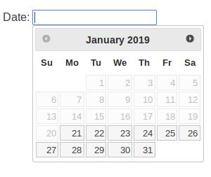 Content validation for default date picker — Qualtrics Community