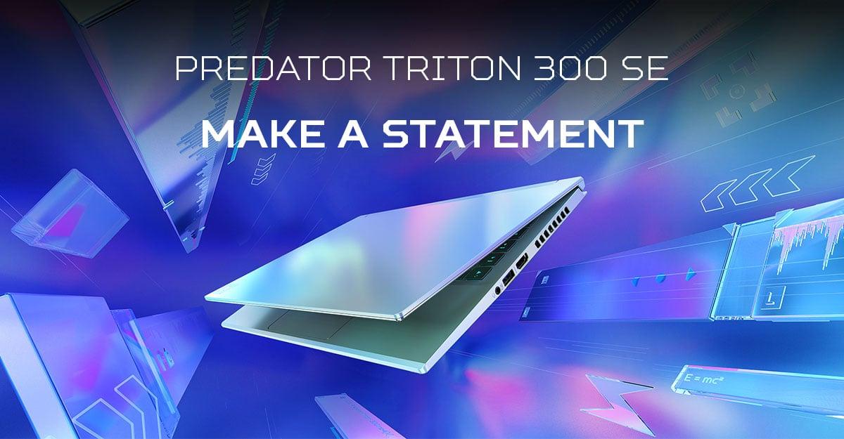 Predator Triton 300 SE