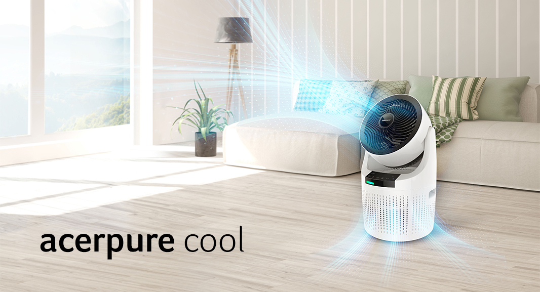acerpure cool 2-in-1 Air Circulator  Purifier