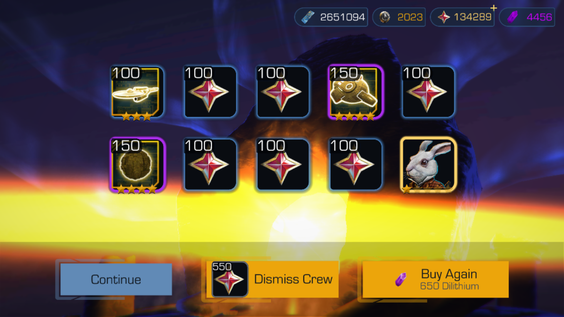 White Rabbit in the vault for Easter — Disruptor Beam Forums