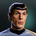 Vice Admiral Spock