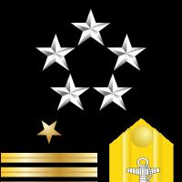 Fleet Admiral Jedrek A. Silv