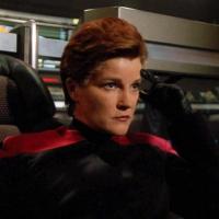 Captain Kathryn Janeway