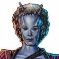 Female Andorian Q