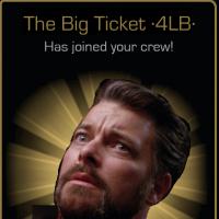The Big Ticket •4LB•
