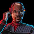 Captain Sisko [AA]