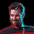 Lt. Cmdr. Riker