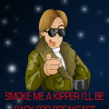 WWIII Flying Ace Rimmer